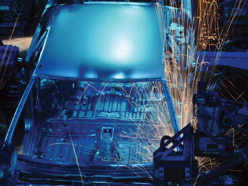 IT Solutions for all types of Automobile industries