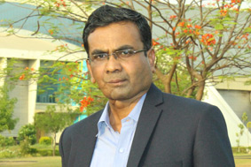 Gajanan Wayal, CEO of Lonar Technology